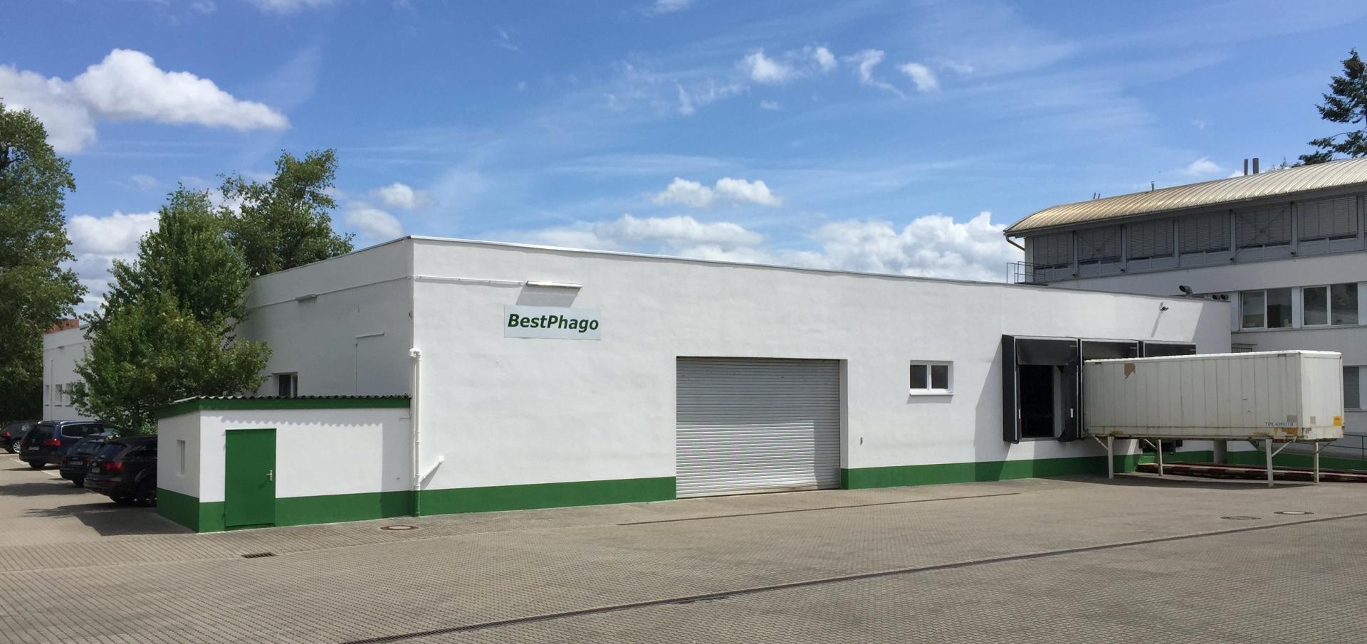 BestPhago-Logistikzentrum